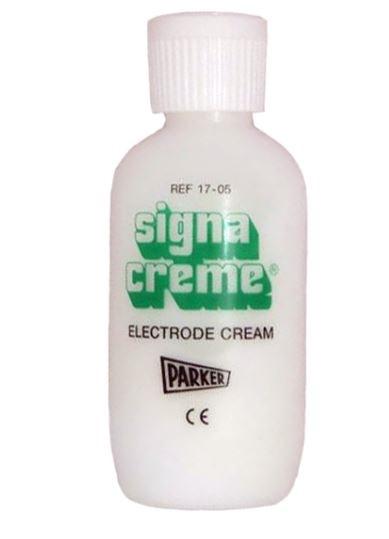 Cream, Signa Electrode cream. 142ml Bottle. Contain Salt