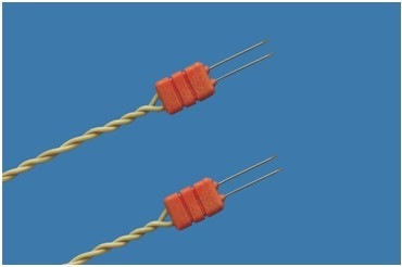 Disposable Needle Electrodes ENT Dual, 12mm needle 0.4mm. Cabel 100cm, (Box of 24 set). FRSH.