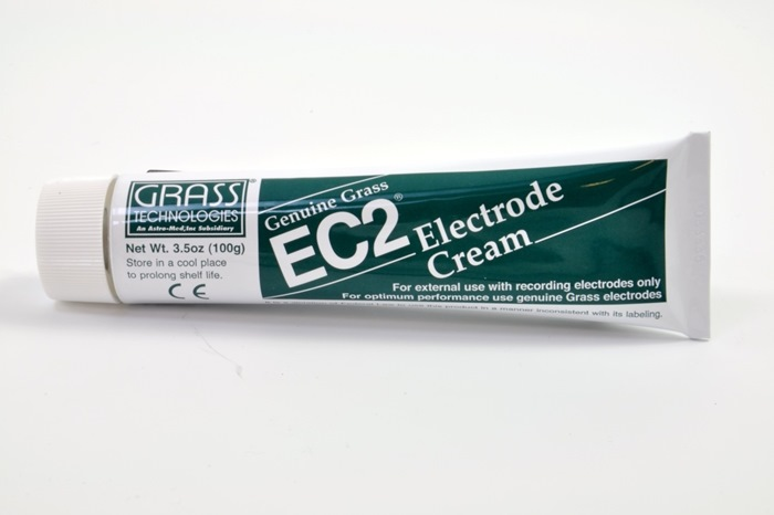 EC2 Electrode Cream - Grass, 100g. (10 pcs. per box) - Now 50% discount - expire date 2019-06-14 but still usable for several month