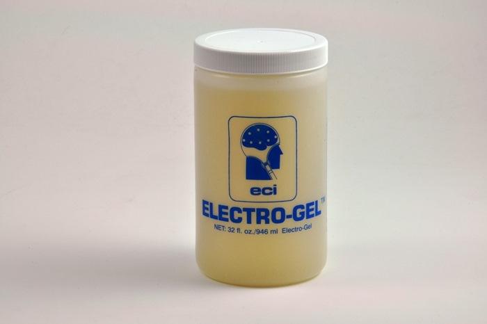 ECI ElectroGel for Electro-Cap 32oz/946 ml. E10.