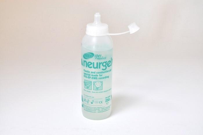 Gel, Neurogel Conductivity EEG, 250g Bottle containing salt. (replace Lectron III)