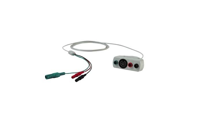 HUSH™  Long Yoke Cable, 3 x 1.5 mm TPC, 3 m