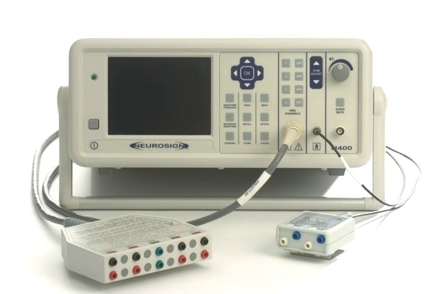 Neurosign 400 Package. N400 PKG. Incl. Installation, education and supplies for 10 operations