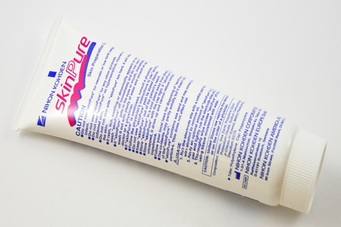 SKIN-PURE Abrasive Cleaning Paste, tube 135 gr. (pck of 2).