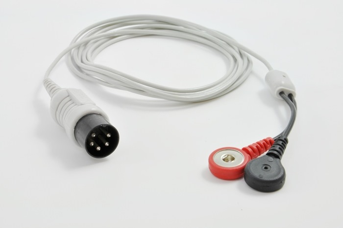 Shielded 2-Snap cable