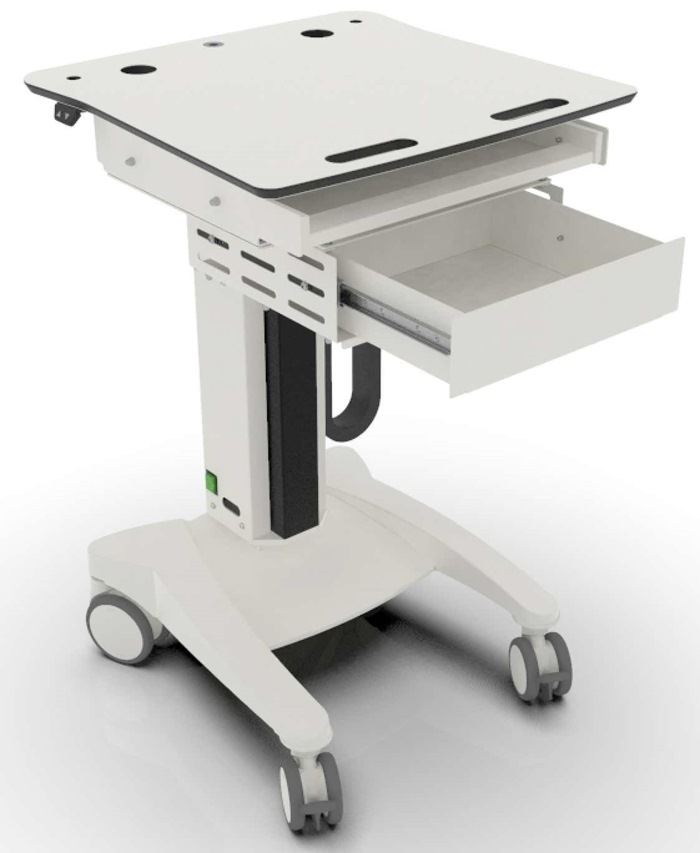 Tuxedo Drawer module for Trolley - (Must order Box part no. EGCE100534)