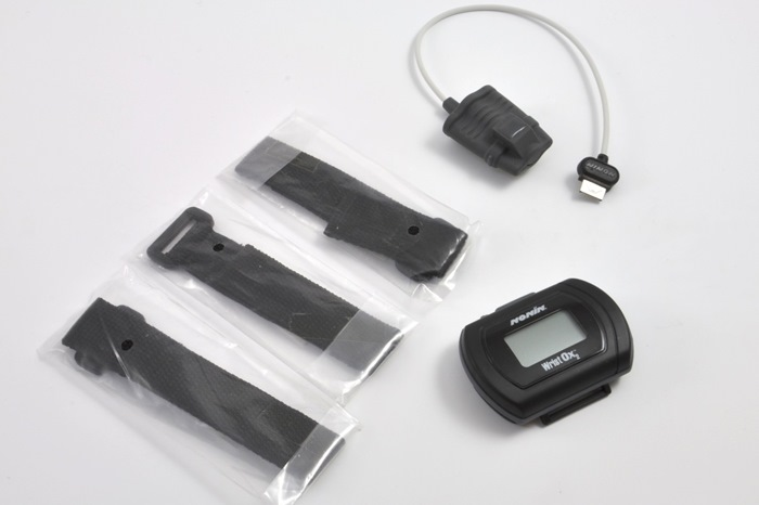 Wrist-worn OX2, Puls Oximeter with soft sensor. (old part no. NO3150)